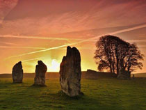 Avebury - New Earth Grid Activation