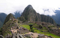 Machu Picchu - StarGate Activation