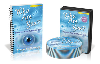 Image: Who Are You? book & CDs