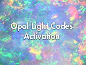 Opal Light Codes