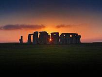 Sunrise Ceremony at Stonehenge