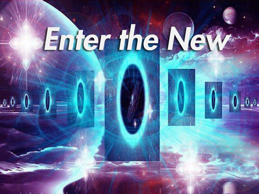 Enter the New