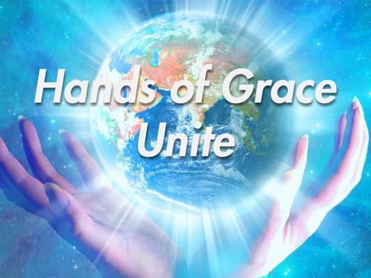 Global Meditation— Hands of Grace Unite