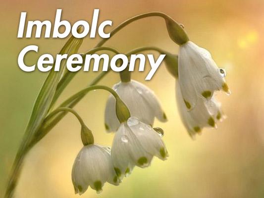 Imbolc Ceremony