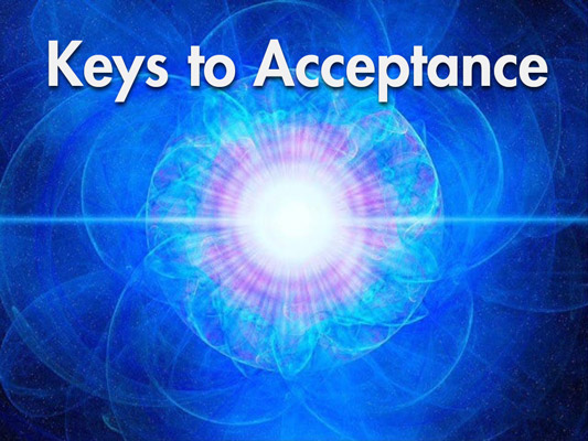 Keys to Acceptance