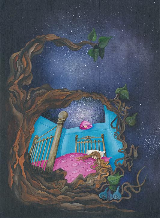 Mighty's Tree Top Dreams