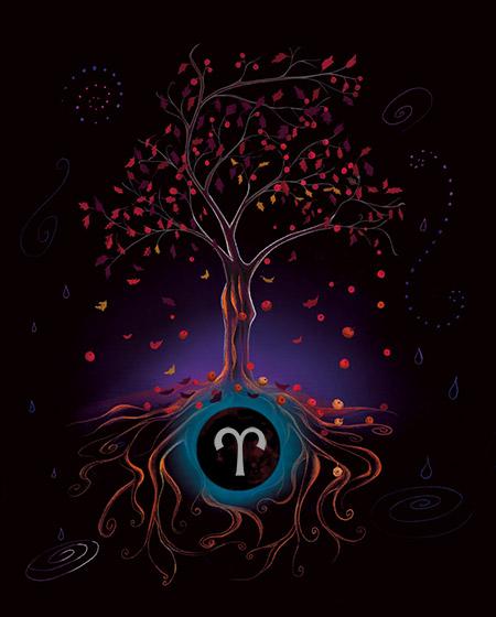 New Moon Meditation - Aries