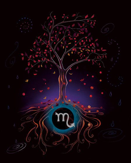 New Moon Meditation - Scorpio