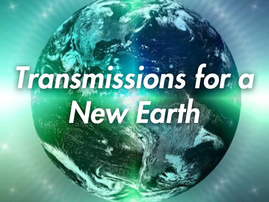Transmissions for aNew Earth — part 1